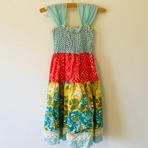 Persnickety NWT Girl's dress size 7
